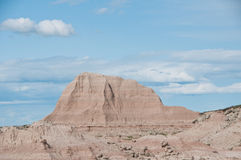 Saddle Pass, Badlands National Park Stock Image