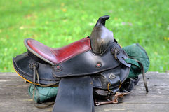 Saddle. Stock Images