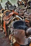 Saddle Sale Stock Image