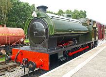 Saddle Tank Royalty Free Stock Photography