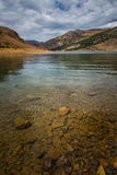 Saddlebag Lake Resort in Inyo National Forest, California Royalty Free Stock Photo