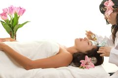 Saúde da pele Fotografia de Stock Royalty Free