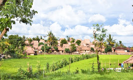 Sade- Traditional Lombok old village Royalty Free Stock Image