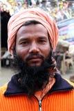 sadhu μπαμπάδων Στοκ εικόνα με δικαίωμα ελεύθερης χρήσης