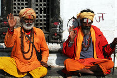 Sadhu Stock Photos