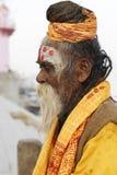 Sadhu 3 Fotos de archivo