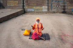 sadhu Fotografering för Bildbyråer