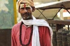 sadhu fotografía de archivo libre de regalías