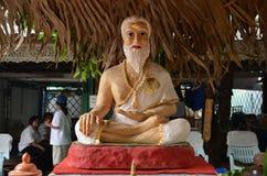 sadhu Royaltyfri Fotografi