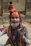 sadhu Immagine Stock Libera da Diritti