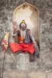 sadhu Arkivfoto