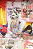 Sadhu Baba. foto de stock
