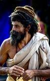 Sadhu Baba Fotografia Stock Libera da Diritti