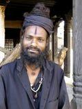 Sadhu de Nepal Imágenes de archivo libres de regalías