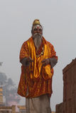 Sadhu (Holy Man) Royalty Free Stock Photos