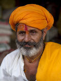 Sadhu, Holy man Stock Images