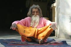 Sadhu, Holy man Stock Photos