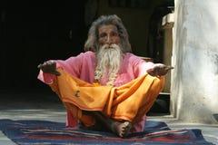 Sadhu, Holy man Royalty Free Stock Images