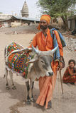 Sadhu, holy man Stock Photography
