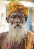 Sadhu, Holy man Royalty Free Stock Image