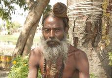 Sadhu, holy man Royalty Free Stock Image