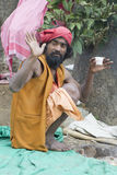 Sadhu, Holy man Royalty Free Stock Photo