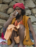 Sadhu, Holy man Stock Photography