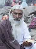 Sadhu, Holy man Royalty Free Stock Photography