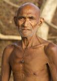 Sadhu, hombre santo Fotografía de archivo libre de regalías