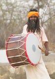 Sadhu, homem santamente Imagem de Stock