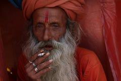 Sadhu Stock Image