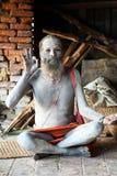 Sadhu, Nepal Royalty Free Stock Image