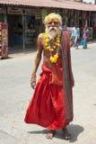 Sadhu Royalty Free Stock Photo