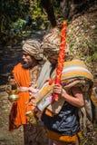 Sadhu Royalty Free Stock Image