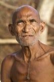 Sadhu, uomo santo Immagini Stock Libere da Diritti