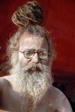 Sadhus, hombres santos de la India Imágenes de archivo libres de regalías