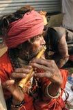 Sadhus, hombres santos de la India Fotografía de archivo libre de regalías