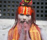 Sadhus Royalty Free Stock Image
