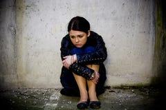 Sadness Royalty Free Stock Photo