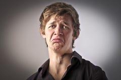Sadness Stock Images