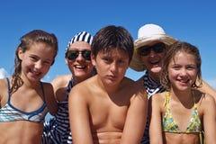Free Sadness Boy With Smiling Girls Royalty Free Stock Photo - 16762875