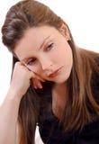 Sadness woman Royalty Free Stock Photo