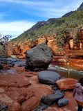 sadona desert royalty free stock photo