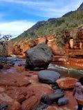 sadona Wüste lizenzfreies stockfoto