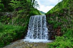 Sadu valley waterfall Stock Photos