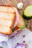 Sadwich Stock Image