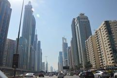 SAE - visión en los rascacielos Fotos de archivo