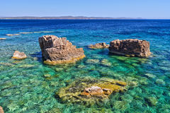 Sardinia - San Pietro Isle Stock Photos