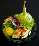 Saengwa tailandese dell'insalata dell'alimento Fotografia Stock Libera da Diritti