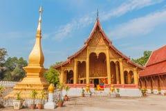 Saensukkaram tempel Arkivfoton